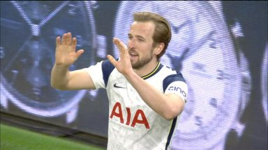 Kane adds a fourth for Spurs! (76)