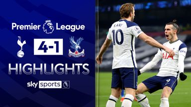 Kane and Bale punish Palace