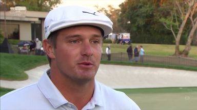 DeChambeau: Text from Tiger helped to win