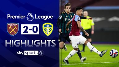Lingard helps Hammers sink Leeds to go fifth