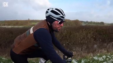 Foster: Why cycling aids my mental health