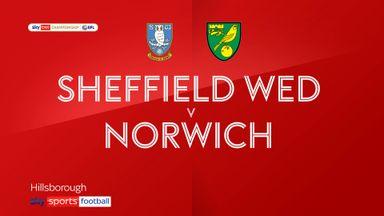 Sheff Wed 1-2 Norwich