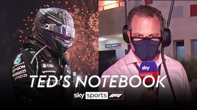 Ted's Race Notebook: Bahrain GP