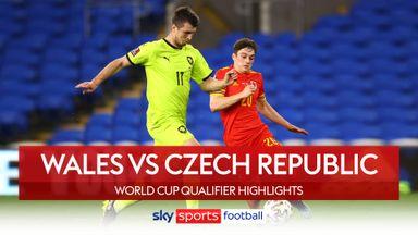 Wales 1-0 Czech Republic