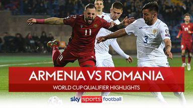 Armenia 3-2 Romania