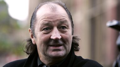 Frank Worthington pictured in 2004