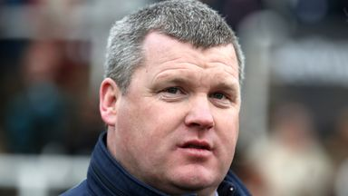 Gordon Elliott in March 2020