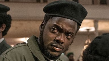 British actor Daniel Kaluuya was quite literally the only man for the job. Pic: Judas and the Black Messiah/Warner Bros
