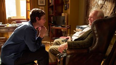 Olivia Colman and Anthony Hopkins in The Father. Pic: Lionsgate