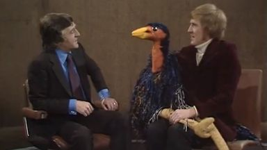 Rod Hull and Emu on Michael Parkinson