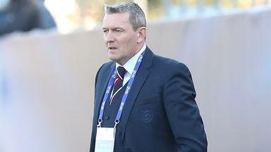 Dyche: Boothroyd did a good job as U21 boss