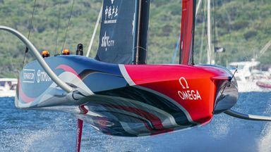 America's Cup Match tied after six races