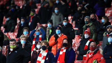 'Health passports could allow for more fans'