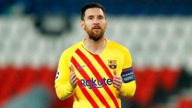 Could Messi end up in the PL?