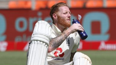 Stokes: We should've scored at least 300