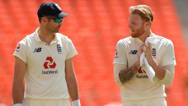 Nasser: Stokes and Anderson outstanding