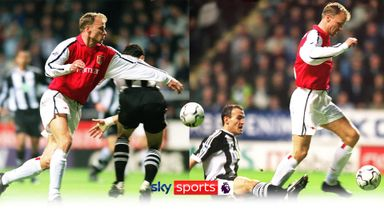 Bergkamp's Greatest PL Goals