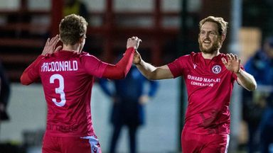 Brora: ESL fallout helped play-off go ahead