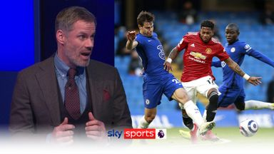 Carra: Man Utd were brave against Chelsea