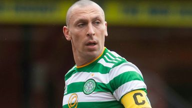 Brown farewell: Celtic will be quieter without him!