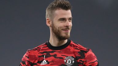 Ole: De Gea was my MOTM