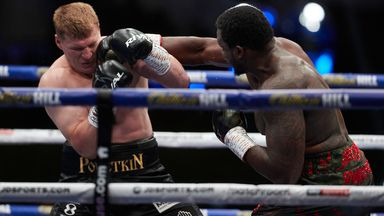 Macklin: Whyte doesn't have to change much