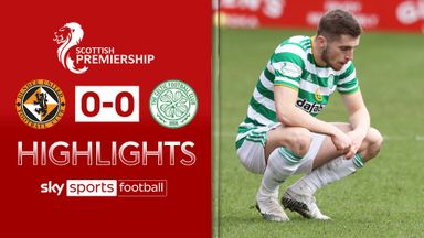 Dundee United 0-0 Celtic