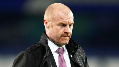 Dyche: Talks ongoing over Burnley future