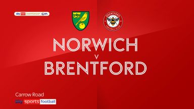 Norwich 1-0 Brentford