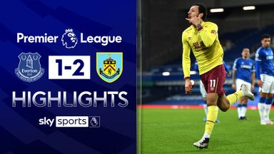 Magic from McNeil helps Burnley beat Everton