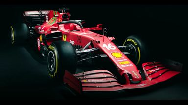 First look: Ferrari reveal new two-tone 2021 car