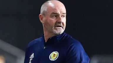 Scotland boss Clarke relaxed over future