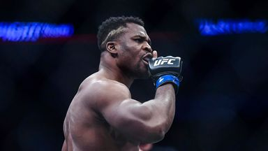 Fury calls out UFC champion Ngannou!