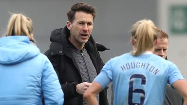 Taylor: Title showdown great advert for WSL