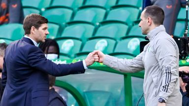 'Celtic underdogs; No pressure on Rangers'