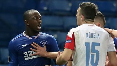 Rangers director: Kamara abuse could be tipping point