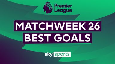 PL Best Goals: Matchweek 26