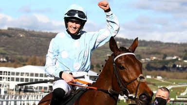 McCoy: Blackmore the go-to big race jockey