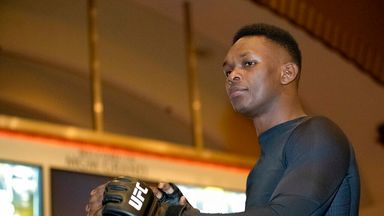 Will Adesanya cope at light-heavyweight?