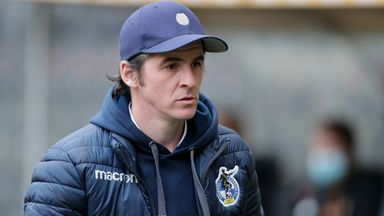 Barton: It's my job to show Rovers a different way