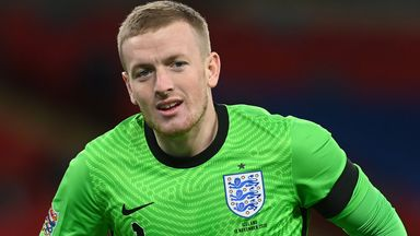 Robinson: Pickford is in a good place