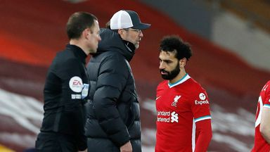 Carra: I'm surprised by Salah sub
