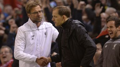 Tuchel: I've never felt in Klopp's shadow
