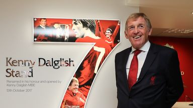 Sir Kenny backs Klopp