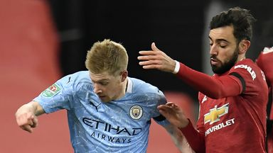 'No question De Bruyne is king of Manchester'