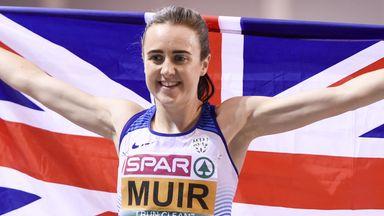 Muir explains decision to focus on 1500m
