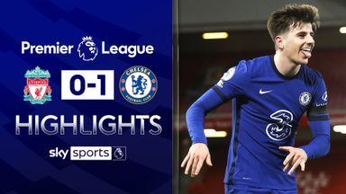 Chelsea hand Reds fifth straight home defeat