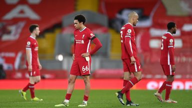 Redknapp: Something's not right at Liverpool
