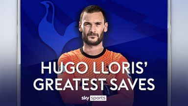 Hugo Lloris: Greatest PL saves