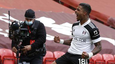 HT Liverpool 0-1 Fulham